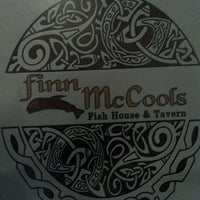 Photo taken at Finn McCool's Fish House and Tavern by Bill L. on 4/1/2012