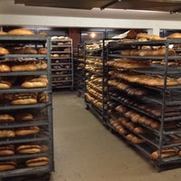Photo taken at Rockland Bakery by Brian W. on 3/19/2012