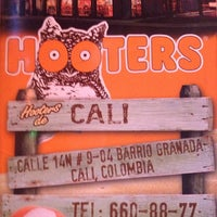 Photo taken at Hooters by Sebastian C. on 2/24/2012