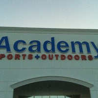 Photo taken at Academy Sports + Outdoors by juankmilo q. on 7/23/2012