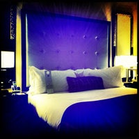 Photo taken at Kimpton Muse Hotel by Ilovetapatio on 4/30/2012