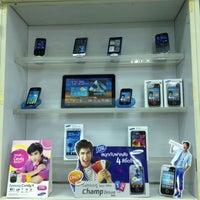 Photo taken at Telewiz by Yingjung K. on 7/23/2012