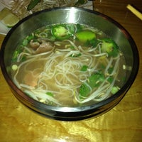Photo taken at Pho Doan (Vietnamese Noodle & Grill) by Brad R. on 1/21/2012