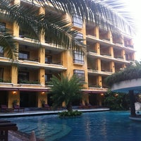 Photo taken at Mantra Pura Resort And Spa Pattaya by endear p. on 6/24/2011