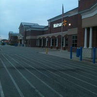 Photo taken at Walmart Supercenter by Michael D. on 4/28/2012