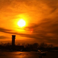 Photo taken at Republic Airport (FRG) by William A. on 11/27/2011