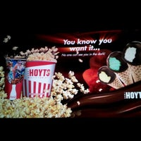 Photo taken at Hoyts by Yin on 11/17/2011