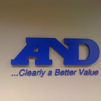 Photo taken at A&D Engineering, Inc. by Jerry W. on 1/5/2011