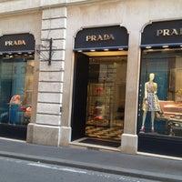 Photo taken at Prada by Mario C. on 5/25/2012