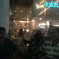 Photo taken at EXCELSO by Damar P. on 8/31/2011