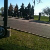 Photo taken at Megabus Stop by Brian B. on 5/5/2011