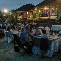 Photo taken at Jimbaran Bay Seafood by Bayu M. on 1/16/2012