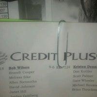Photo taken at Credit Plus, Inc by Kristen D. on 1/17/2012