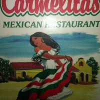 Photo taken at Carmelita's Mexican Restaurant by Mary Beth C. on 12/5/2011