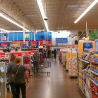 Photo taken at Walmart Supercenter by Spenker A. on 1/8/2012