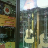 Photo taken at Music Instrument Songkhla by GubĢiibz S. on 1/11/2012
