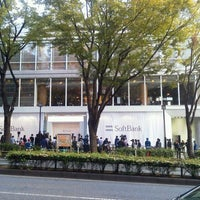 Photo taken at SoftBank by KATSUHIKO O. on 10/13/2011