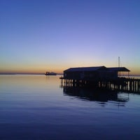 Photo taken at Black Ball Victoria Ferry by Anthony A. on 8/20/2011