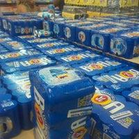 Photo taken at Supermercados Guanabara by Thiago G. on 12/29/2011