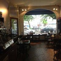 Photo taken at cafe madeleine by ernst on 6/7/2012
