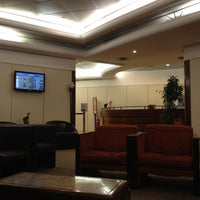 Photo taken at American Airlines Admirals Club by Paulo G. on 4/25/2012