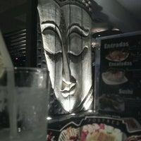 Photo taken at Sake Grill by Rafael G. on 2/25/2012