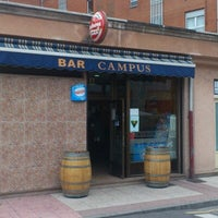 Foto tomada en Bar Campus por Pablo Á. el 6/28/2012