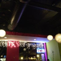 Photo taken at Blue Ocean Contemporary Sushi by Caitlin K. on 2/26/2012