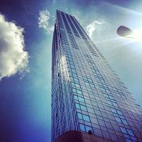 Photo taken at W New York - Downtown by Kaysha on 9/2/2012