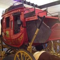 Снимок сделан в Wells Fargo History Museum пользователем Alireza G. 11/26/2011