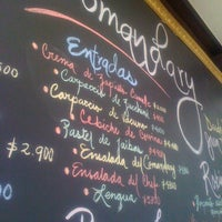 Photo taken at Comandary Restaurant by Alfredo C. on 11/4/2011