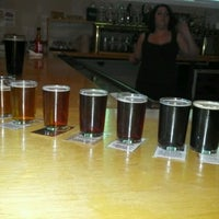Photo taken at Sherwood Brewing Company by Kerry C. on 11/5/2011