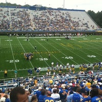 Photo taken at Delaware Stadium by BAH on 9/24/2011