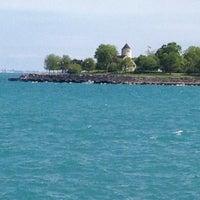 รูปภาพถ่ายที่ Promontory Point Park โดย Laurassein เมื่อ 5/9/2012