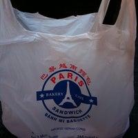Photo taken at Paris Sandwich by L. L. on 4/17/2011