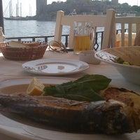 4/30/2012 tarihinde Murat Y.ziyaretçi tarafından Trança Restaurant'de çekilen fotoğraf
