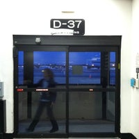 Photo taken at BWI Gate D37 by William D. on 3/13/2011