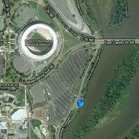 Photo taken at LOT 8 - RFK Stadium by Austin A. on 6/11/2011