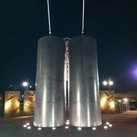 Photo taken at Soleri Bridge & Plaza by Kay B. on 2/18/2011