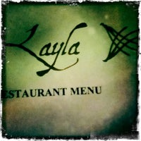 Photo taken at Layla by Oliver R. on 2/26/2012