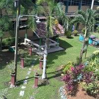 Photo taken at SMK Petra Jaya by Tom J. on 2/21/2012