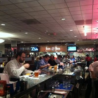 Photo taken at Silver Diner by Pete L. on 3/2/2012