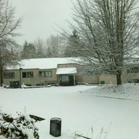 Photo taken at French Immersion School of Washington by Abel D. on 1/18/2012