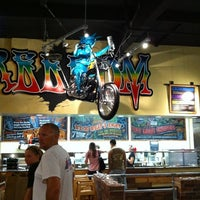 Photo taken at Freebirds World Burrito by Jeremy M. on 7/29/2011