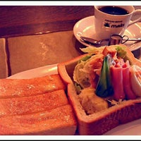 Photo taken at COFFEE HOUSE MAKI 北山店 by chang_ume on 1/2/2012