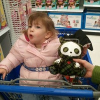 "Photo taken at Toys""R""Us by Pat M. on 1/22/2012"