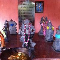 Photo taken at Sri Sri Krishna Balarama Ashram by Sadasiva D. on 9/9/2011