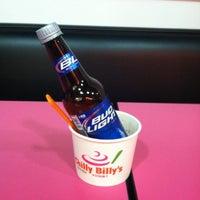 Photo taken at Chilly Billy's Frozen Yogurt by Robert V. on 11/7/2011