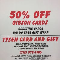 Photo taken at Tysen's Cards & Gifts by Panam P. on 7/2/2012