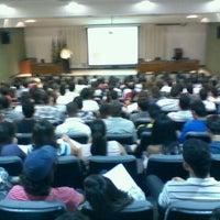 Photo taken at Biblioteca Central Prof. Alpheu da Veiga Jardim (BC) by Junior S. on 9/19/2011